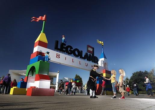 Billund Legoland Dania Wycieczka z dzieckiem