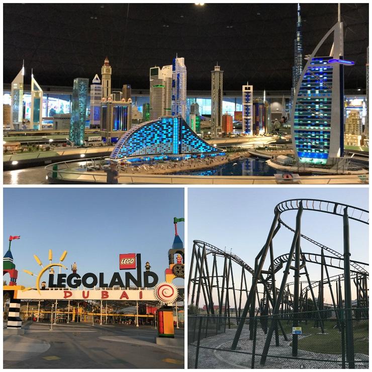 legoland dubaj - wakacje z dziećmi w Dubaju opinie atrakcje 2