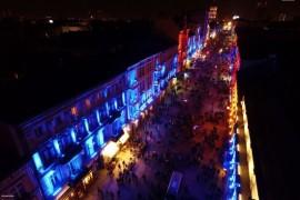 festiwal światła Łódź 2016 opinie