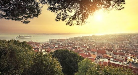 Lizbona rodzinne atrakcje Portugalia