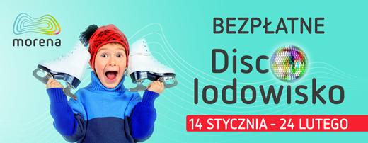 lodowisko Gdańsk Morena bezpłatne atrakcje dla dzieci ferie godziny