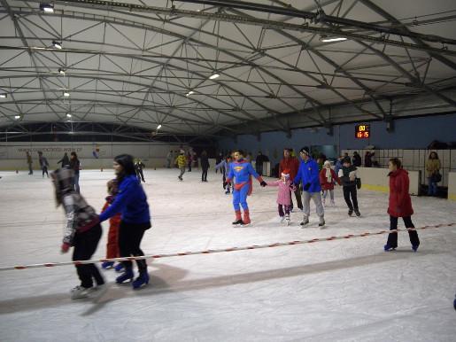 lodowisko ochota warszawa 2019 łyżwy z dzieckiem