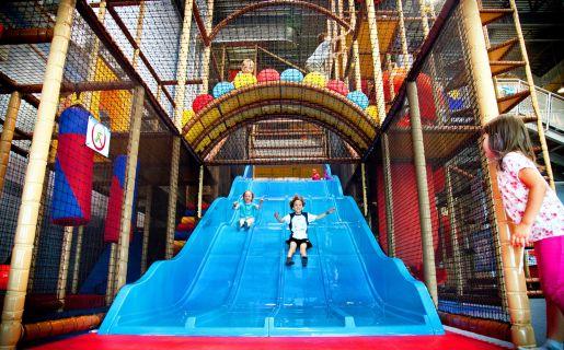 największa sala zabaw Loopy's World Wrocław opinie