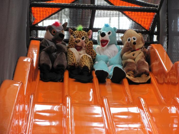 Loopy's World największa sala zabaw w Gdańsku atrakcje