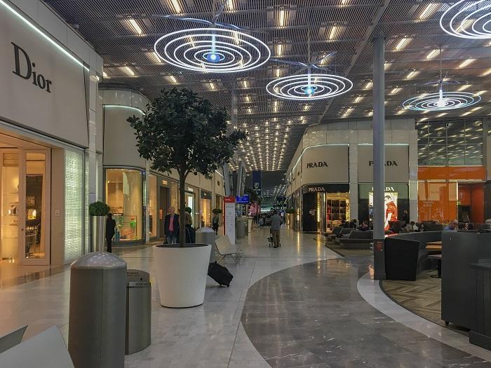 lotnisko Charles de Gaulle Paryż opinie 1