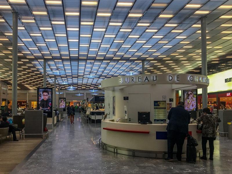 lotnisko Charles de Gaulle Paryż opinie Air france