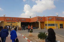 lotnisko Ovda Ejlat opinie kontrole pieczatki paszporty