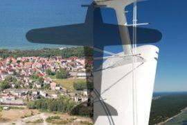 loty widokowe Półwysep Helski opinie atrakcje