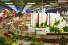 makieta kolejowa Berlin atrakcje dla dzieci