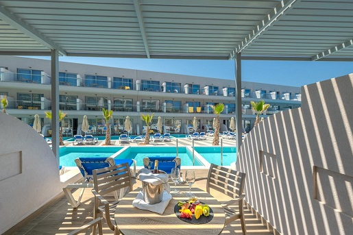 lyttos_beach_hotel basen opinie wakacje z dziecmi