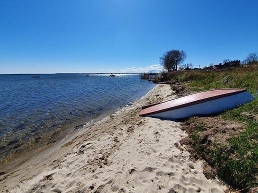 małe miejscowości nad morzem Bałtykiem polecane - opinie Swarzewo