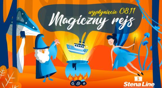 magiczny-rejs dla dzieci do Szwecji z atrakcjami