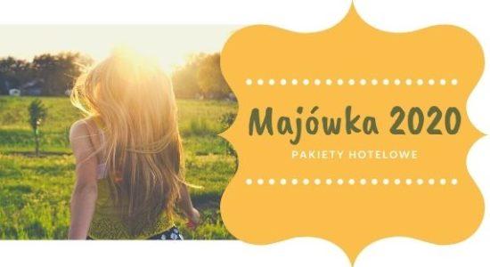 majówka 2020 z dzieckiem oferty długi weekend majowy