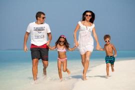 rodzinne Atrakcje Malediwy