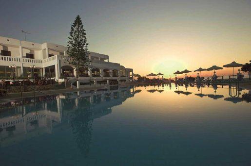 Kreta wakacje z dzieckiem opinie 2019 Hotel przy morzu