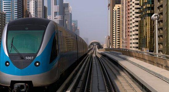 metro dubaj transport publiczny opinie ceny