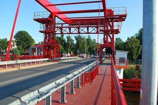 most zwodzony dziwnów atrakcje dla dzieci zachodniopomorskie
