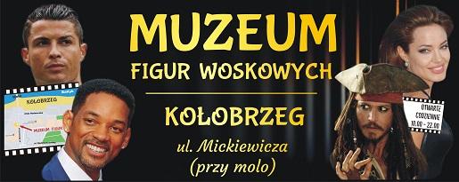 kołobrzeg muzeum figur woskowych opinie