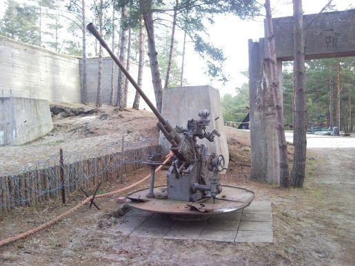 Muzeum Obrony Wybrzeża Półwysep Helski bunkry atrakcje