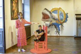 muzeum swiat iluzji warszawa atrakcje dla dzieci rodzin mazowieckie 3