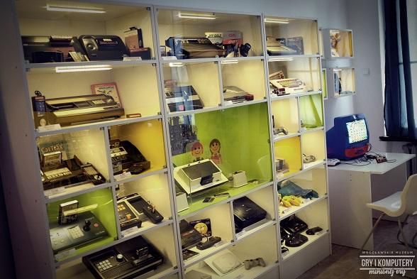 Muzeum Komputerów i Gier Wrocław opinie