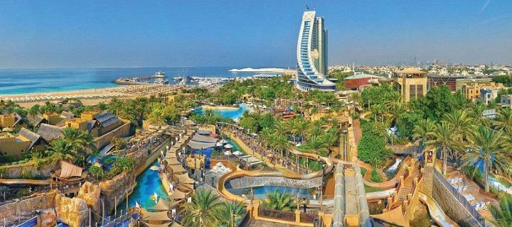 najlepsze aquaparki w Dubaju parki rozrywki opinie dla dzieci
