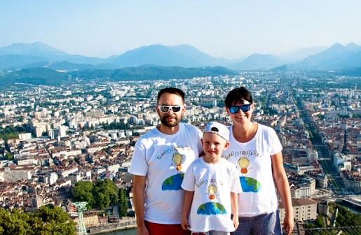 najlepsze blogi podróże z dzieckiem - globtroterek