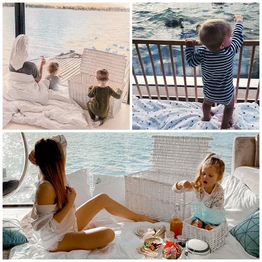 najlepsze hotele dla rodzin z dziećmi w Polsce nad morzem domki na wodzie opinie