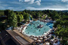 najlepsze kempingi z basenami aquaparkiem Europa Hiszpania Chorwacja opinie 2019