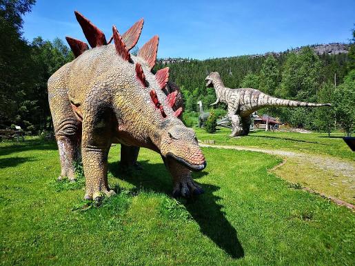 najlepsze parki dinozaurów Karłów Góry Stołowe ceny opinie bilety