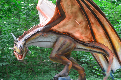 najlepsze parki dinozaurów dino park malbork park smoków opinie atrakcje ceny