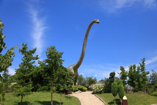 najlepsze parki dinozaurów dinolandia inwałd park opinie atrakcje ceny