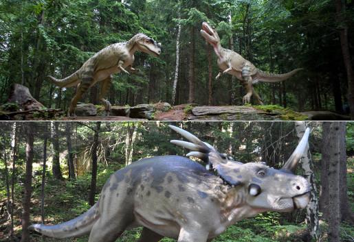 najlepsze parki dinozaurów dinopark szklarska poręba opinie atrakcje ceny
