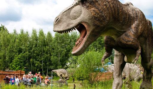 najlepsze parki dinozaurów w polsce baltow baltowski kompleks turystyczny atrakcje dla dzieci opinie recenzje
