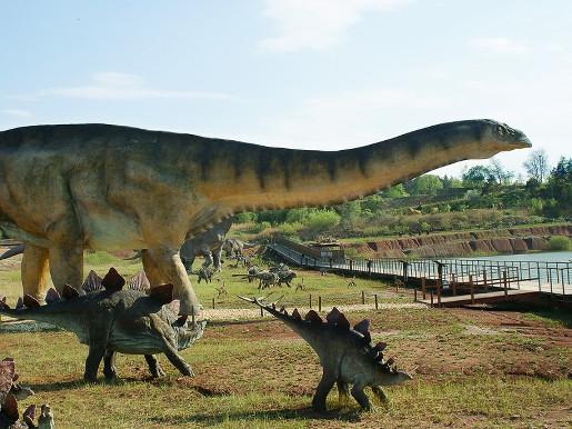 najlepsze parki dinozaurów w polsce jura park krasiejów atrakcje dla dzieci opinie recenzje