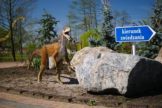 najlepsze parki dinozaurów zaurolandia opinie ceny atrakcje