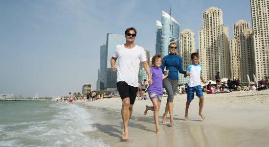 plaże Dubaj atrakcje opinie wczasy z dzieckiem