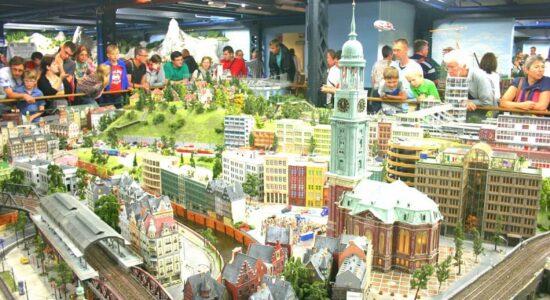 najpopularniejsze atrakcje turystyczne Niemcy - park Miniatur