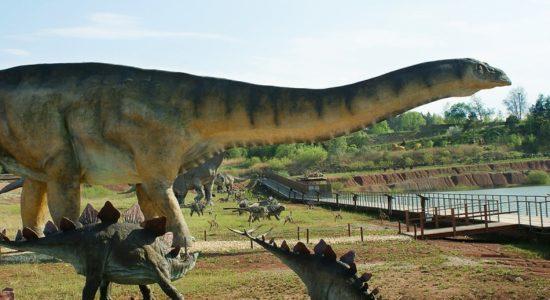 największe parki dinozaurów w Polsce najlepsze opinie ceny miejsca