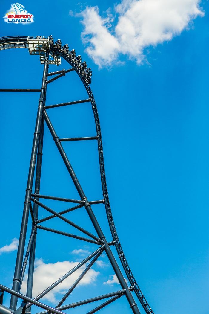 najwyższy rollercoaster w Europie Polsce Hyperion (3)