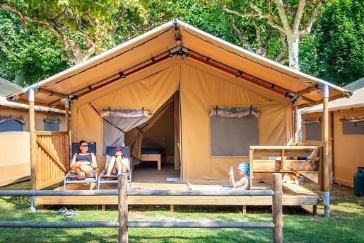 namiot safari Kalahari wakacje rodzinne niezapomniane opinie