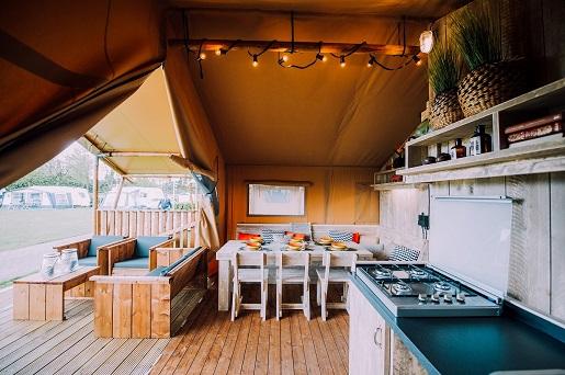 namiot safari - Serengeti XL- kemping na wakacje czy warto Włochy Chorwacja opinie