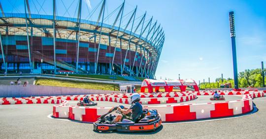 narodowy stadion zwiedzanie warszawa z dzieckiem