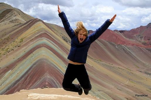 nastolatek podróżnik 40 krajów zwiedzanie