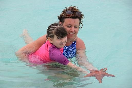 natural piscina Saona atrakcje Dominikana wakacje opinie