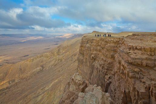 Pustynia Negev atrakcje Izrael