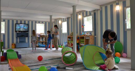 atrakcje dla dzieci Dźwirzyno Neptuno Resort opinie