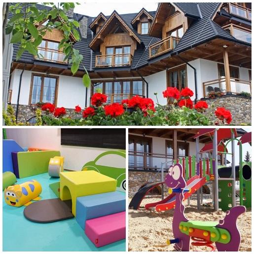 noclegi Bukowina Tatrzańska wakacje 2020 z dzieckiem gdzie w góry