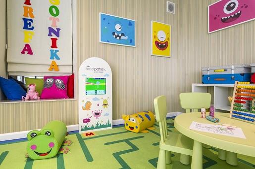 hotel patio wrocław atrakcje dla dzieci opinie