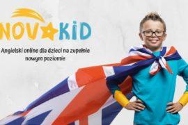 novakid angielski dla dzieci online